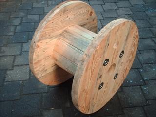 Grote houten klossen